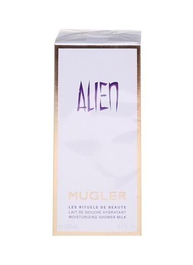Thierry Mugler Thierry Mugler Alien 200 ml Kadın Parfüm Duş Jeli Renksiz